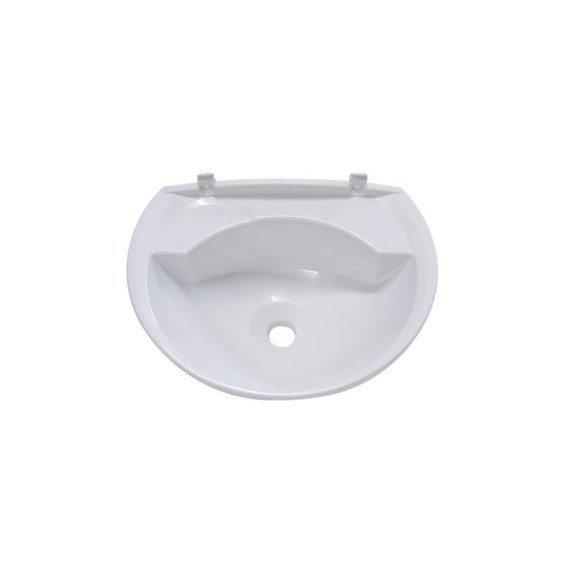 Lavatorio Plastico Pequeno Lv2 Branco Astra