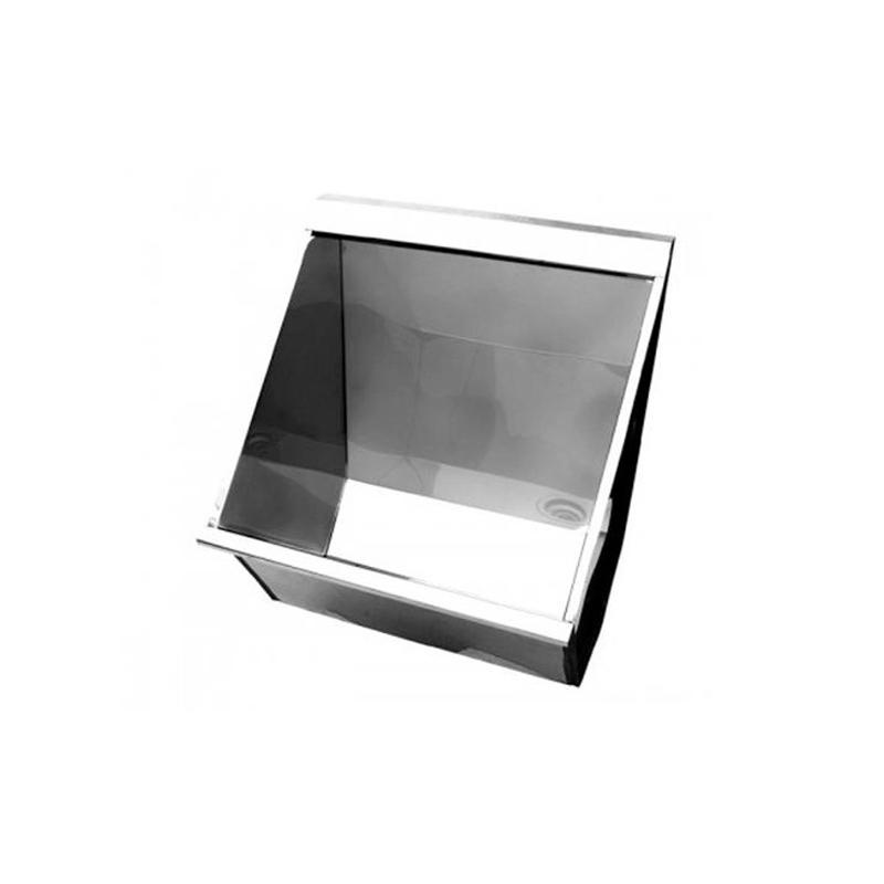 Mictório Aço Inox 1,00M Com Válvula 67197 Pianox