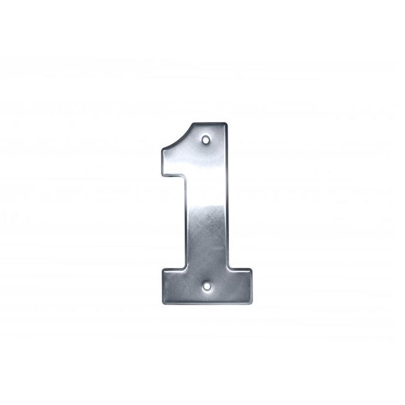 Número Residencial 1 Rocha
