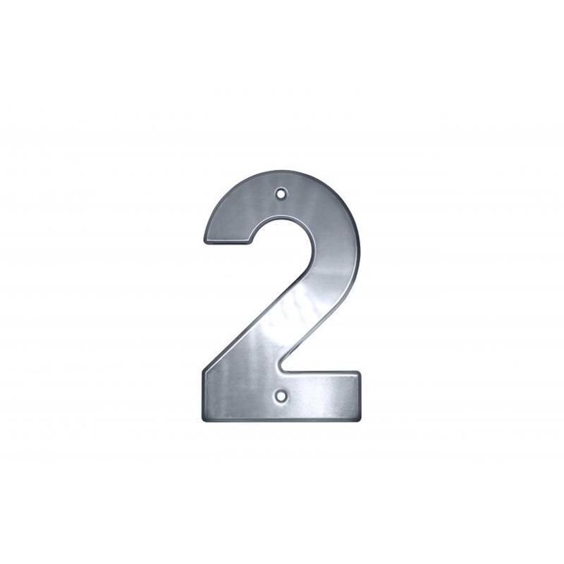 Número Residencial 2 Rocha