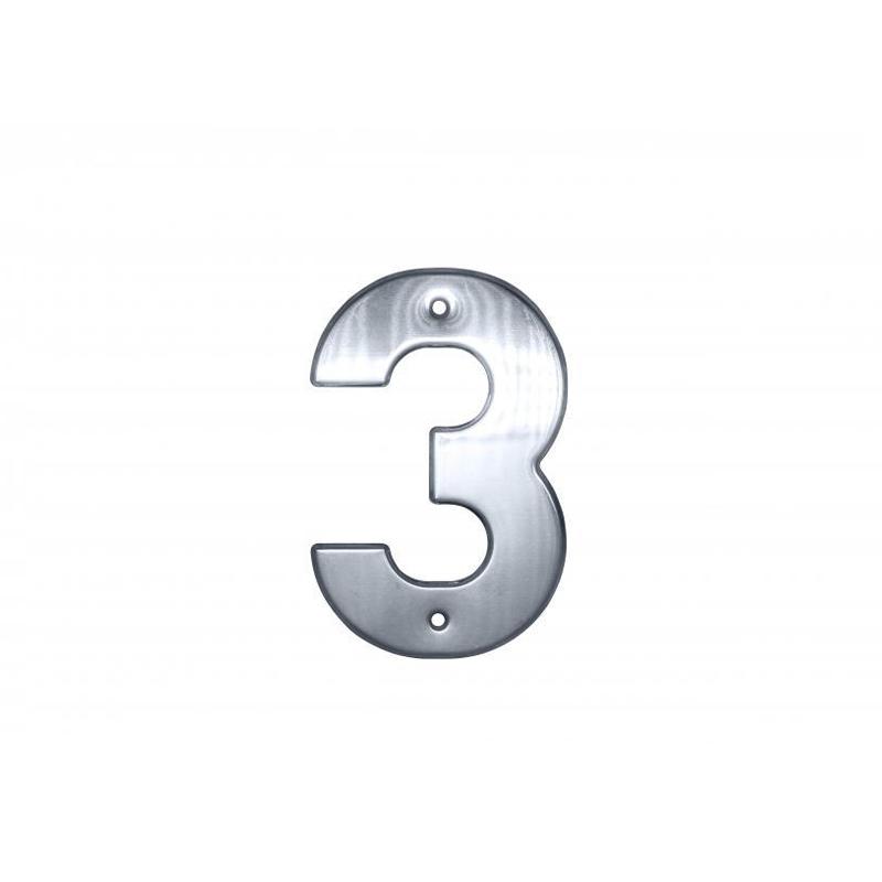 Número Residencial 3 Rocha