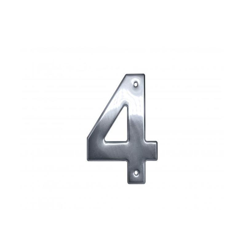 Número Residencial 4 Rocha