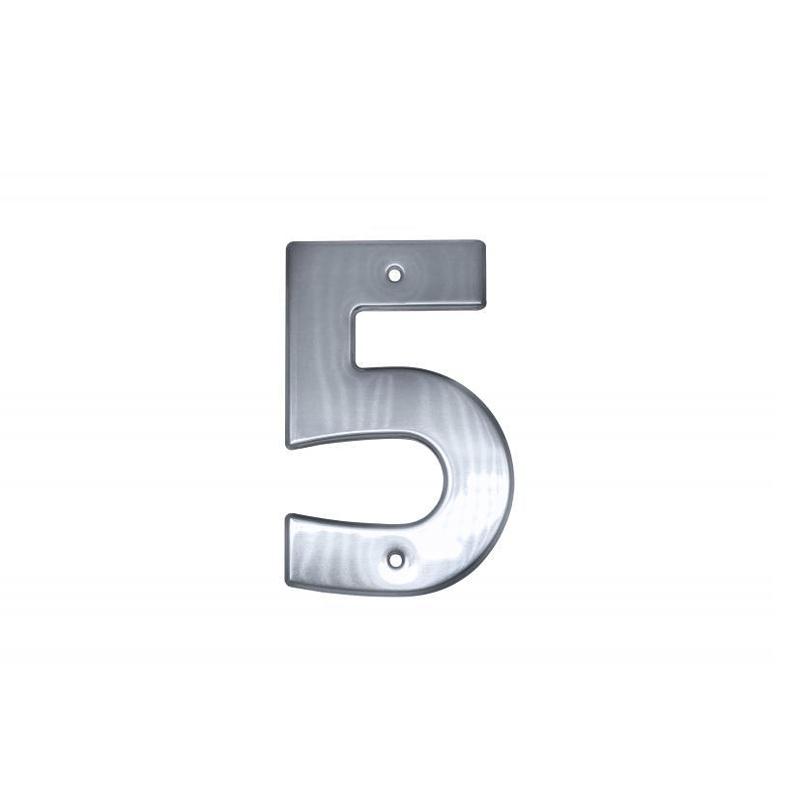 Número Residencial 5 Rocha