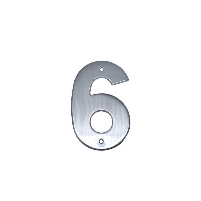 Número Residencial 6-9 Rocha