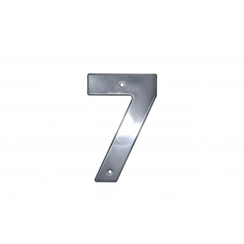 Número Residencial 7 Rocha