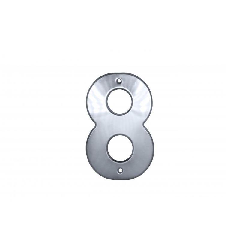 Número Residencial 8 Rocha