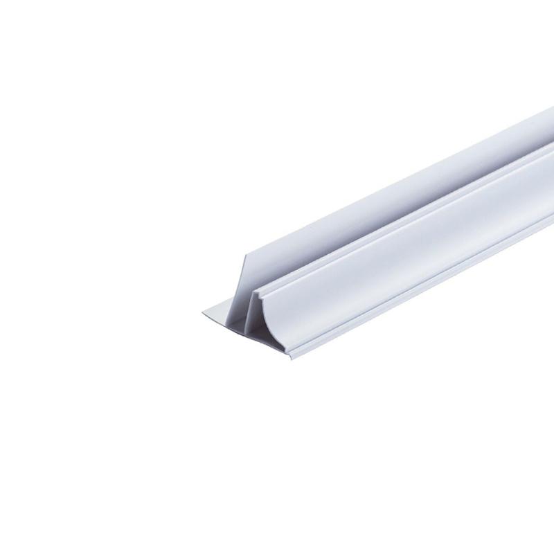 Perfil PVC Colonial 6M Branco Araforros