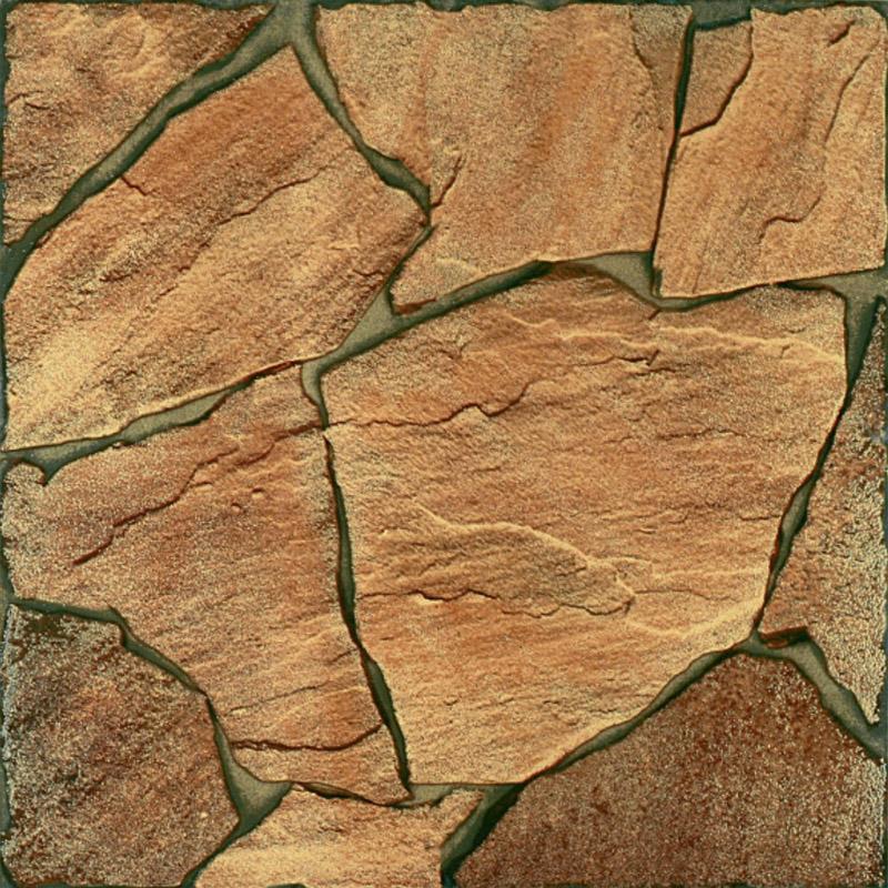 Piso Rocha Forte Triunfo 57 x 57 Urano Marrom (3,30M²)