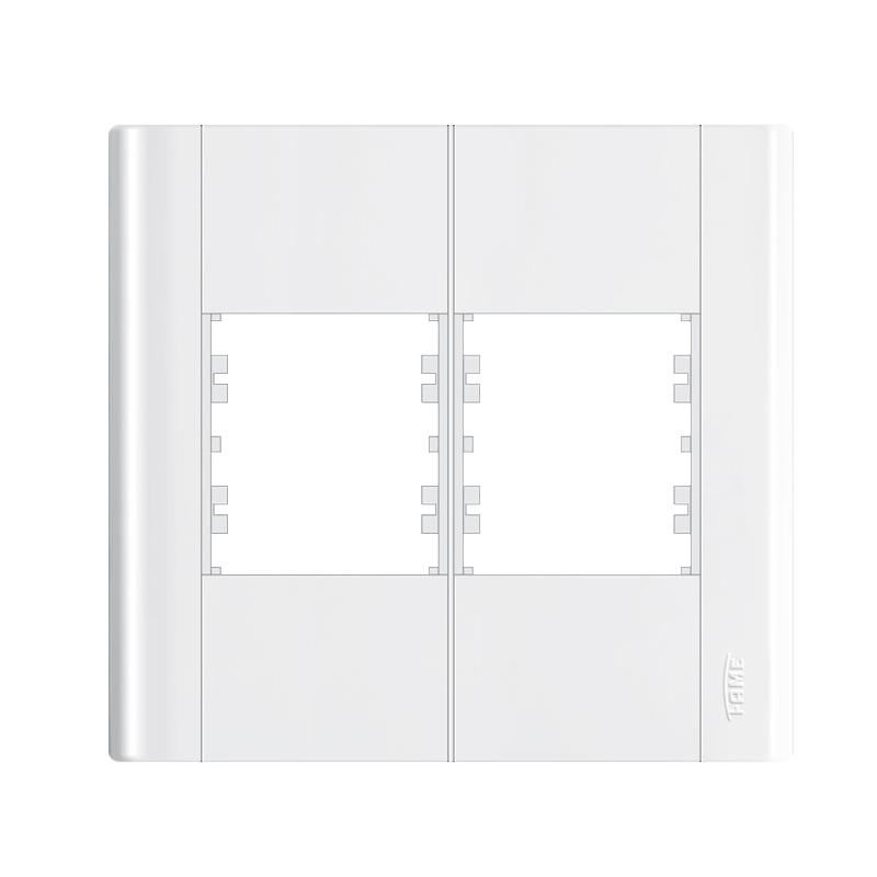 Placa 4 x 4 Para 4 Modulos Modulare 0183 Fame