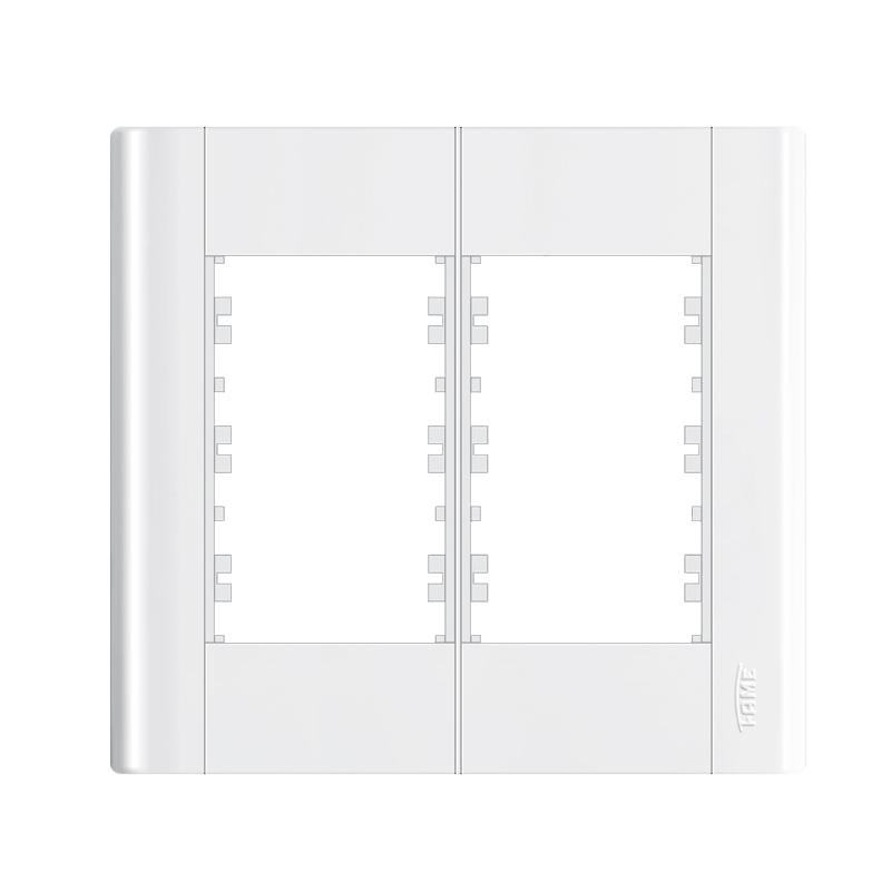 Placa 4 x 4 Para 6 Modulos Modulare 0230 Fame