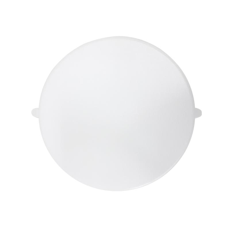 Plafon Base Inferior Led Branco Redondo 24W 6500K Artek