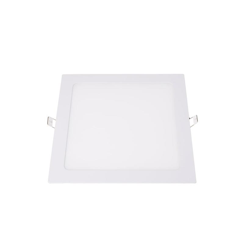 Plafon Embutir Led Branco Quadrado 12W 6500K Artek