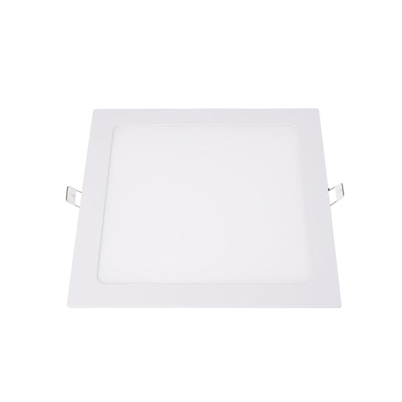 Plafon Embutir Led Branco Quadrado 18W 6500K Artek