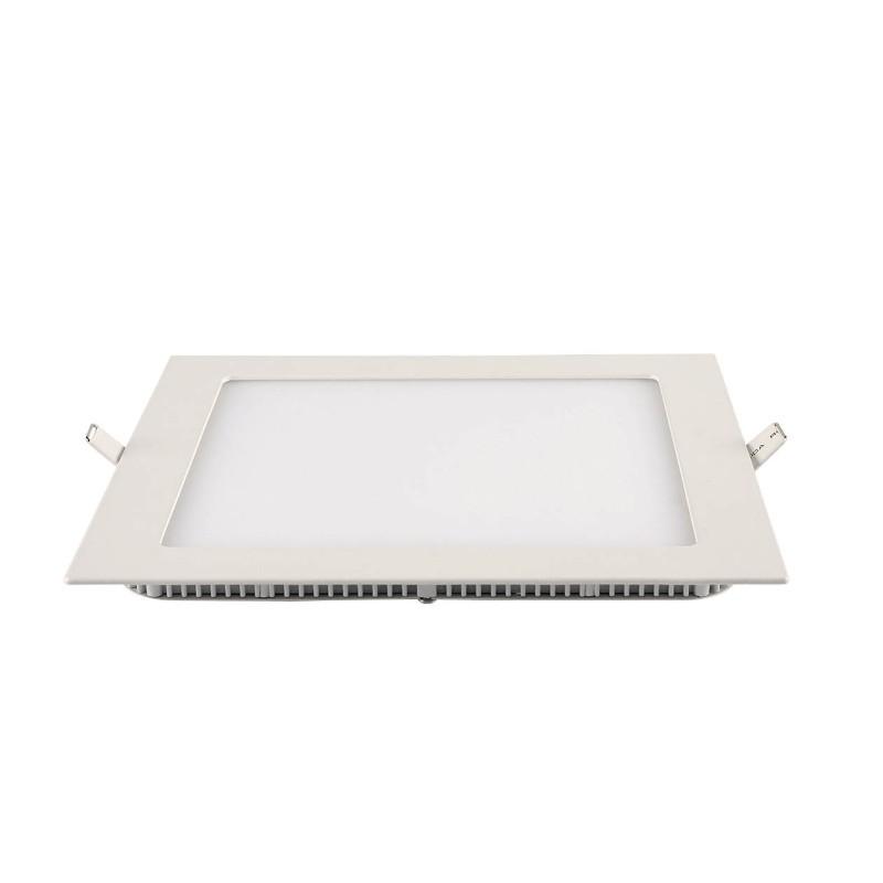 Plafon Led Embutir Branco Quadrado 18W 6500K 80446004 Blumenau