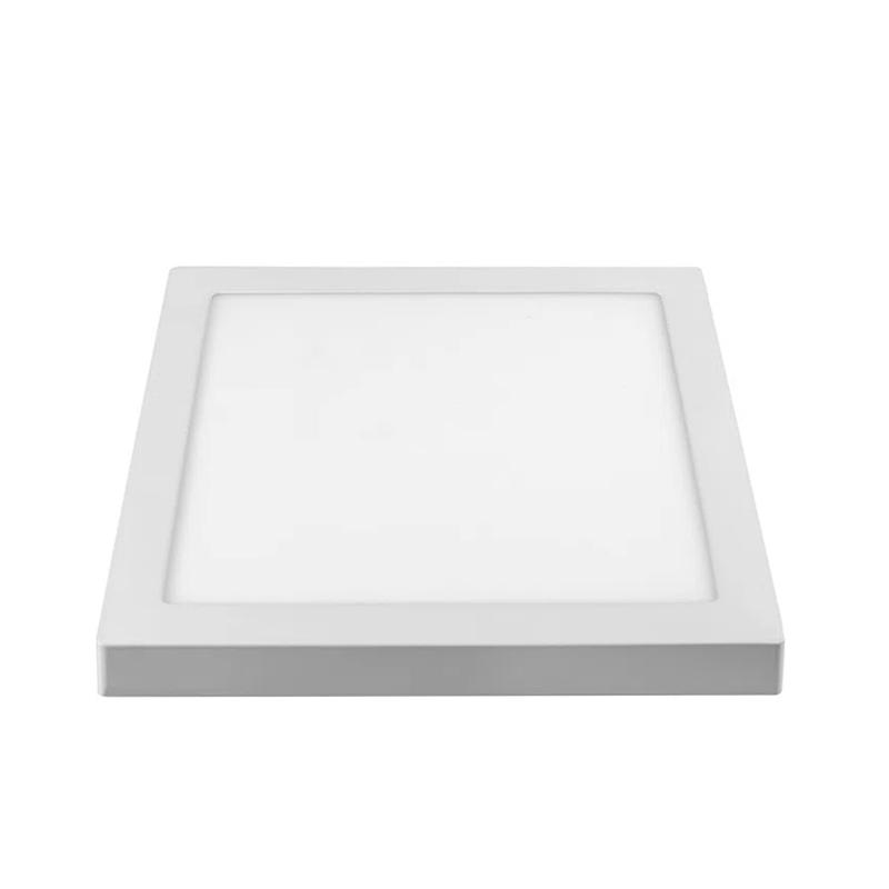Plafon Sobrepor Led Branco Quadrado 28W 6500K Artek