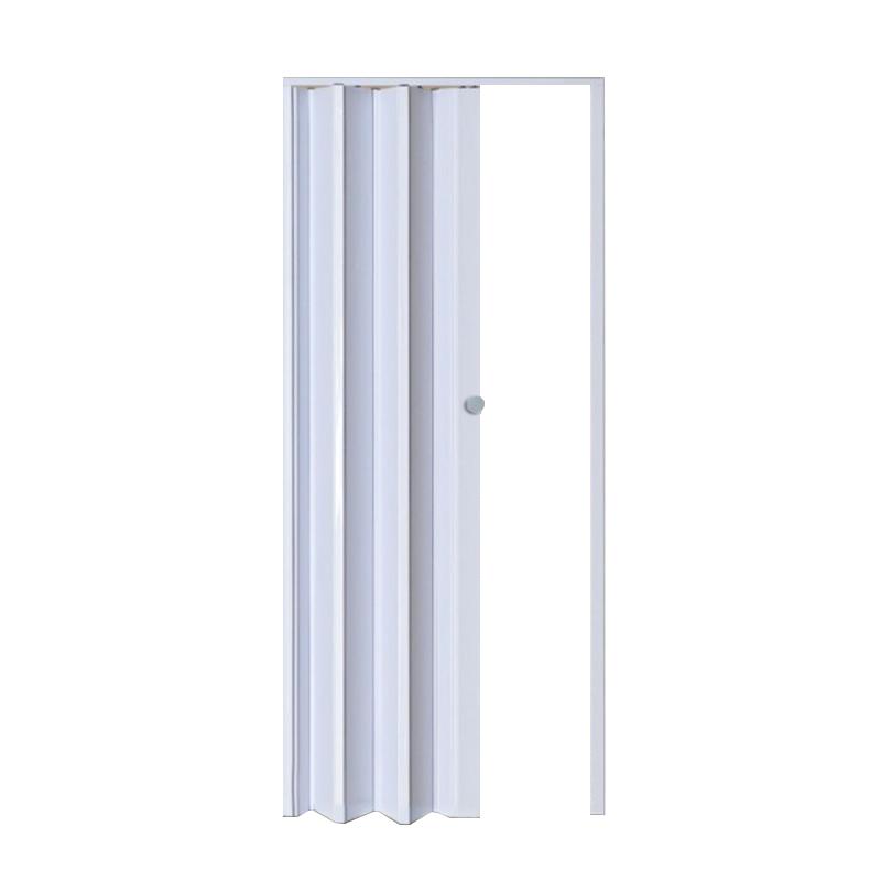 Porta Sanfonada 2,10A x 0,70L Branca Araforros