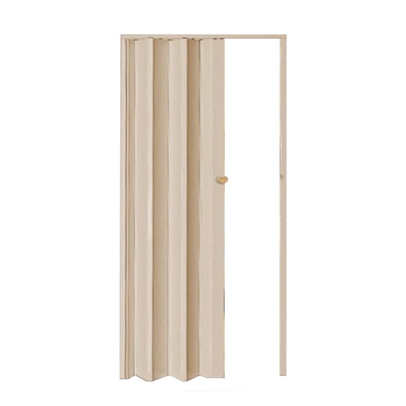 Porta Sanfonada 2,10 x 0,80 Bege Araforros