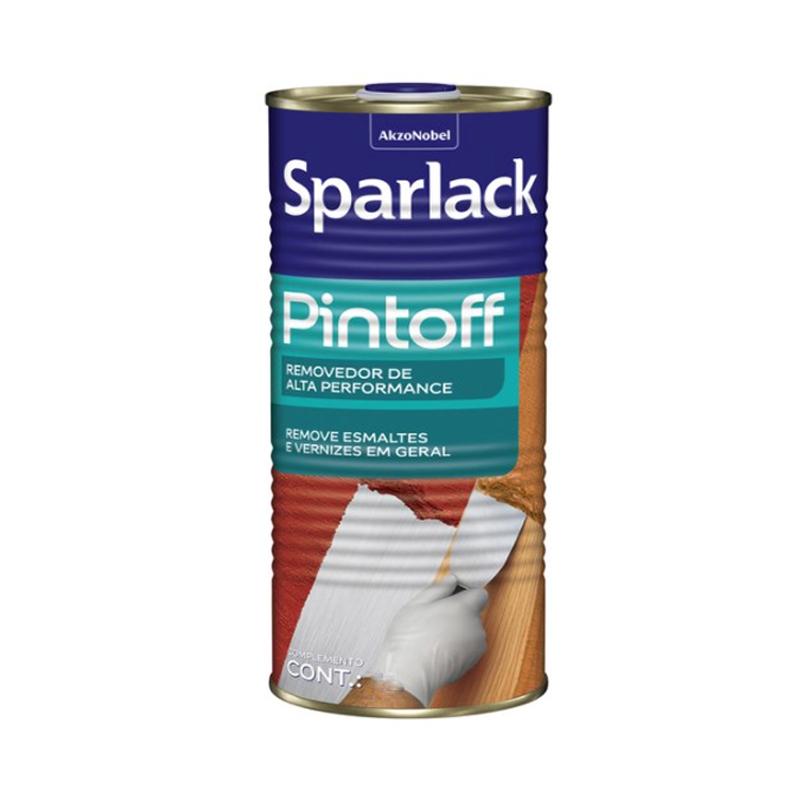 Removedor Liquido Para Tinta Esmalte E Verniz Pintoff Coral