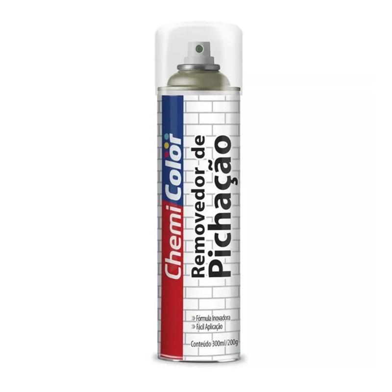 Removedor Pichações Chemicolor Spray 300mL