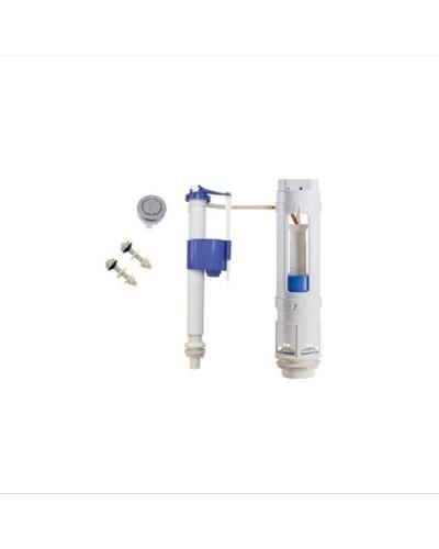 Saída D'Água Com Acionador Duplo Para Caixa Acoplada Astra
