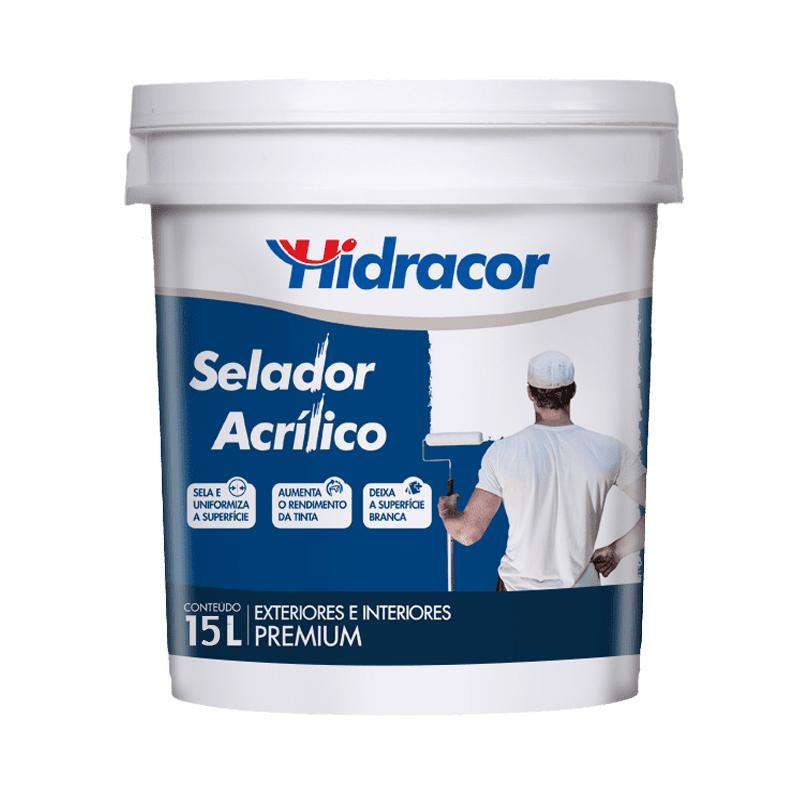Selador Acrilico 15L Hidracor