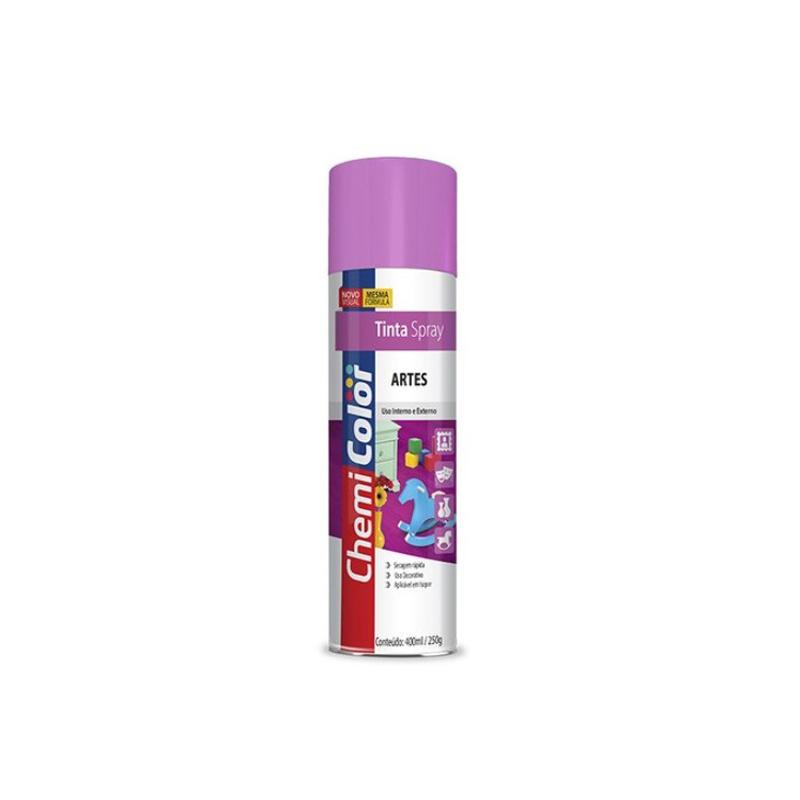 Spray Chemicolor 380mL Artes Magenta