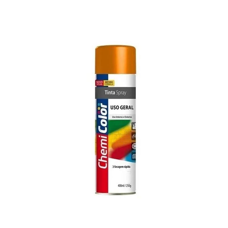 Spray Chemicolor 400mL Laranja