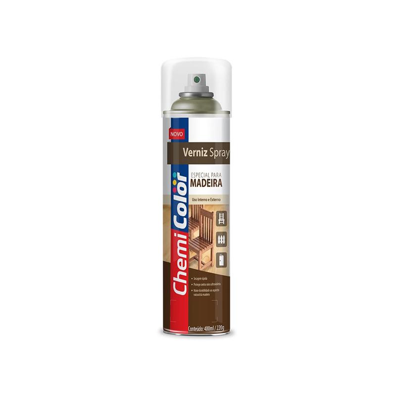 Spray Chemicolor 400mL Verniz