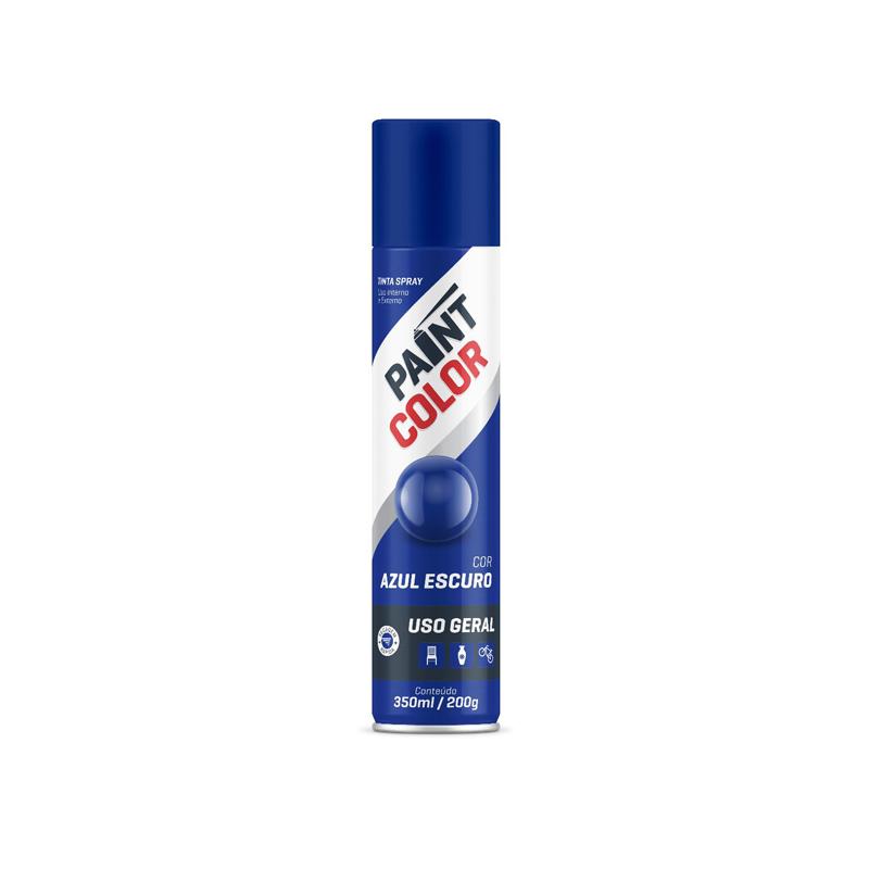 Spray Paintcolor 350mL Azul Escuro