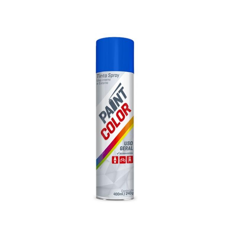 Spray Paintcolor 400mL Azul Escuro