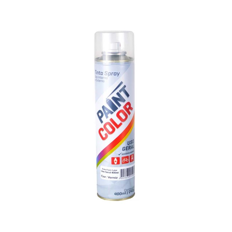 Spray Paintcolor 400mL Verniz