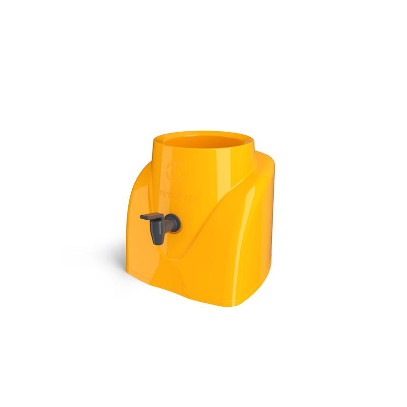 Suporte Para Garrafão Amarelo 71407 Unitermi