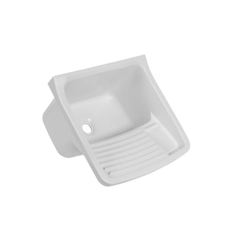 Tanque Plastico Pequeno Tq0/Sc Branco Astra