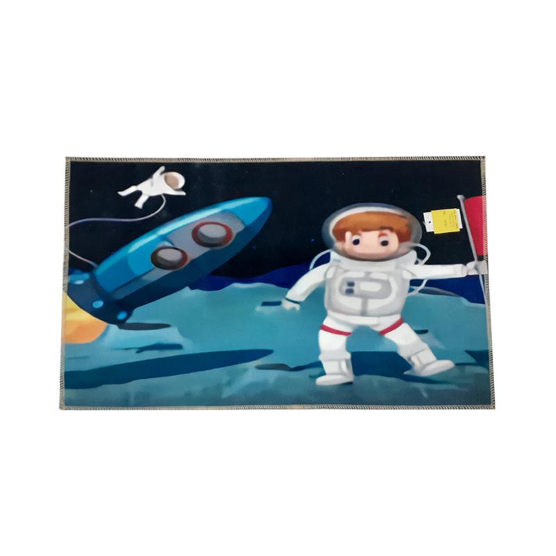 Tapete Poliéster Astronauta 38 x 58Cm 74011 Y888