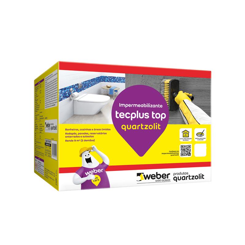 Tecplus Top 18Kg Quartzolit