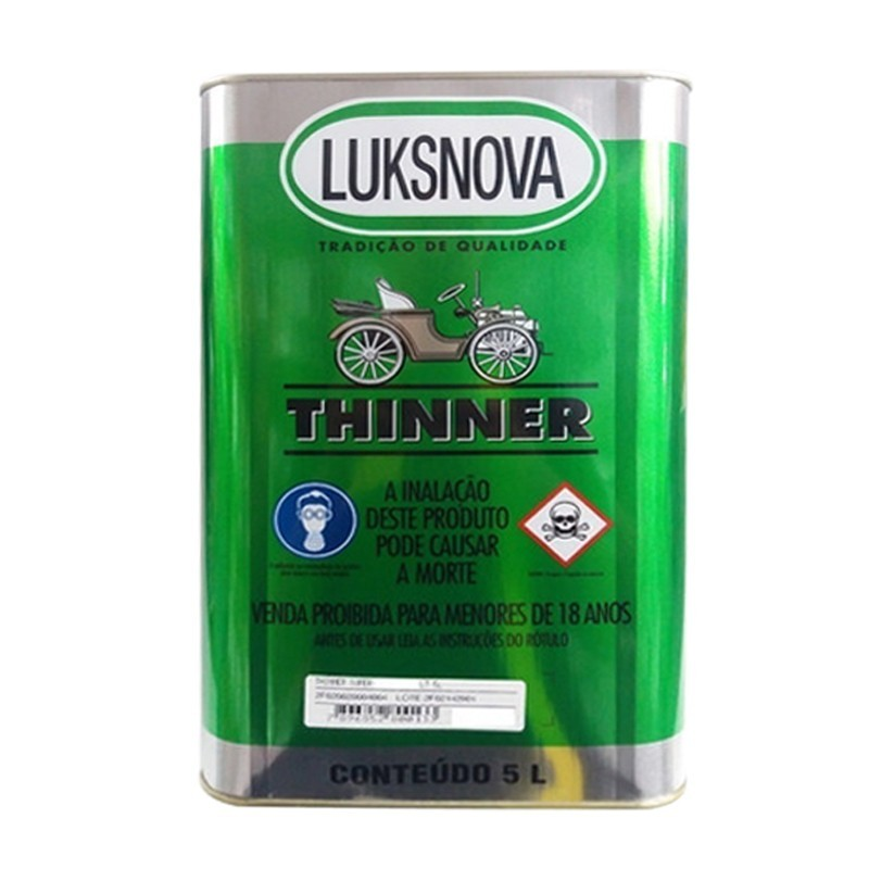 Thinner Multiuso 206 5L Luksnova