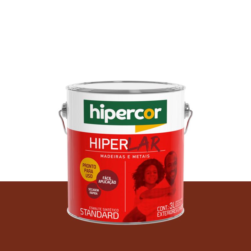 Tinta Esmalte Hiperlar 3,6L Cerâmica Hipercor