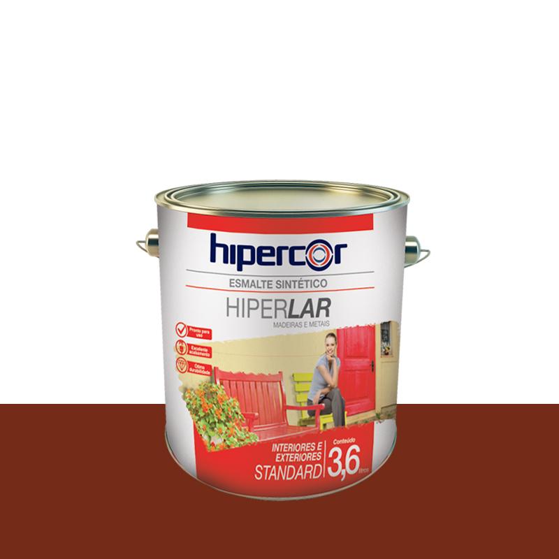 Tinta Esmalte Hiperlar 3,6L Ceramica Hipercor