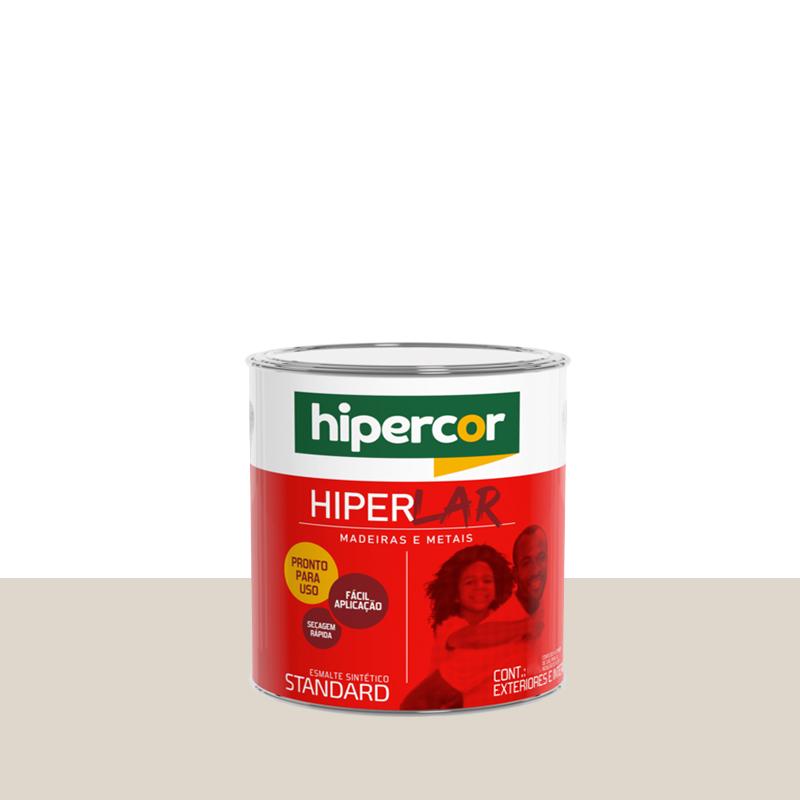 Tinta Esmalte Hiperlar 900mL Branco Gelo Hipercor