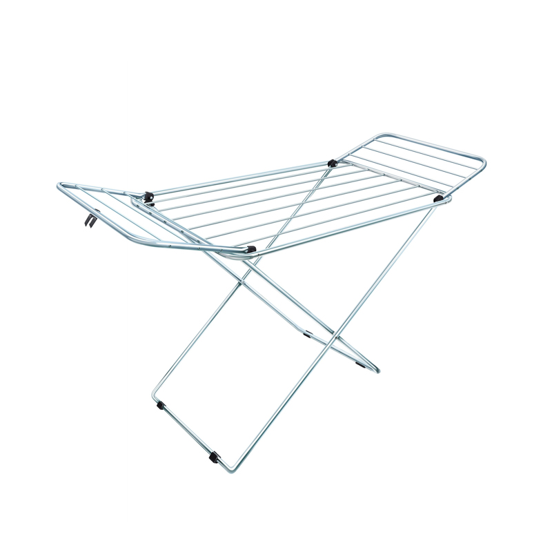Varal De Chão Monza Aluminio Abs 122 x 56 106060 Secalux
