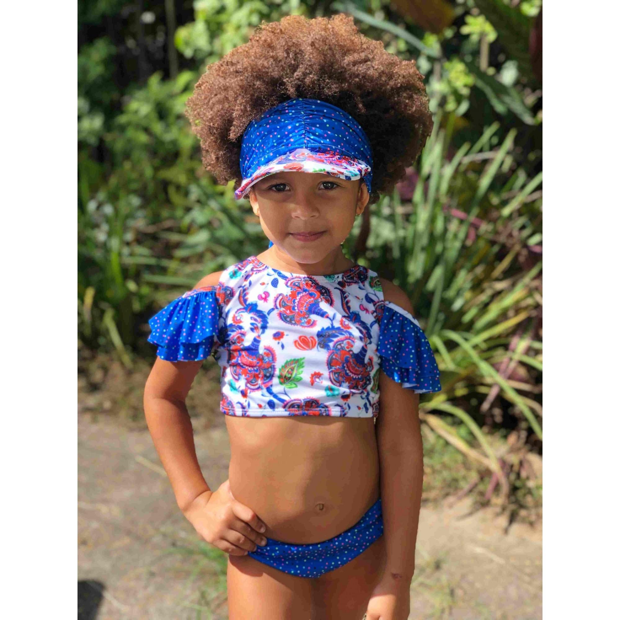 Biquíni Lycra Proteção UPF50+ Cuba It´s Cool - Verão 2020
