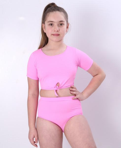 Biquíni Teen Lycra Proteção UPF50+  Luna Rosa Score