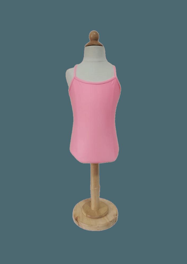 Collant Alcinha - Rosa Claro Neon