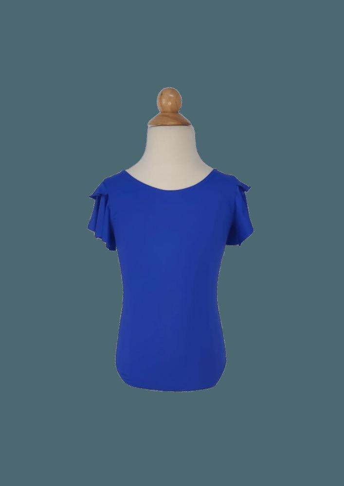 Collant Bree -  Azul Royal