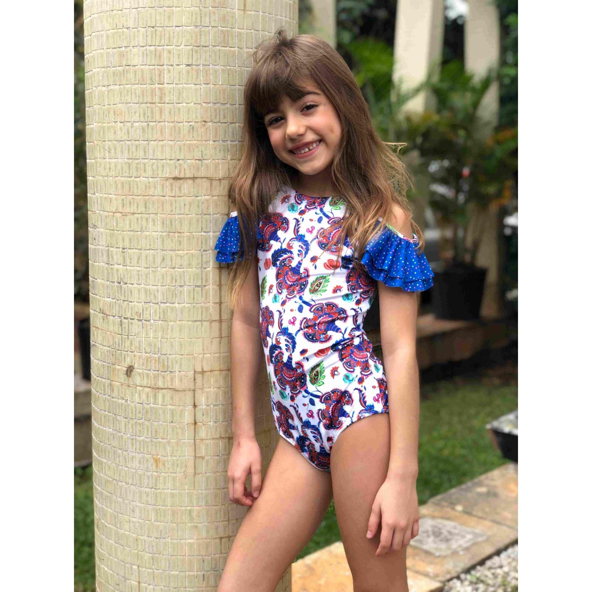 Maiô Lycra Proteção UPF50+ Cuba It´s Cool - Verão 2020