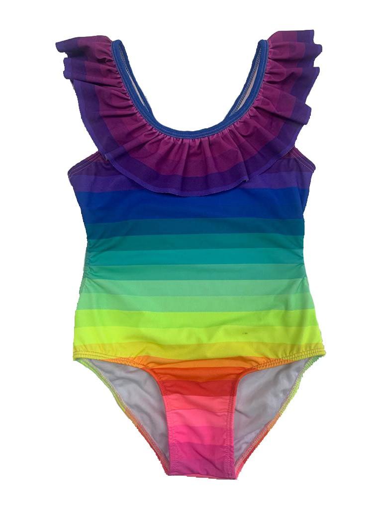 Maiô Lycra Proteção UPF50+ Natação Venice Rainbow - Verão 2021