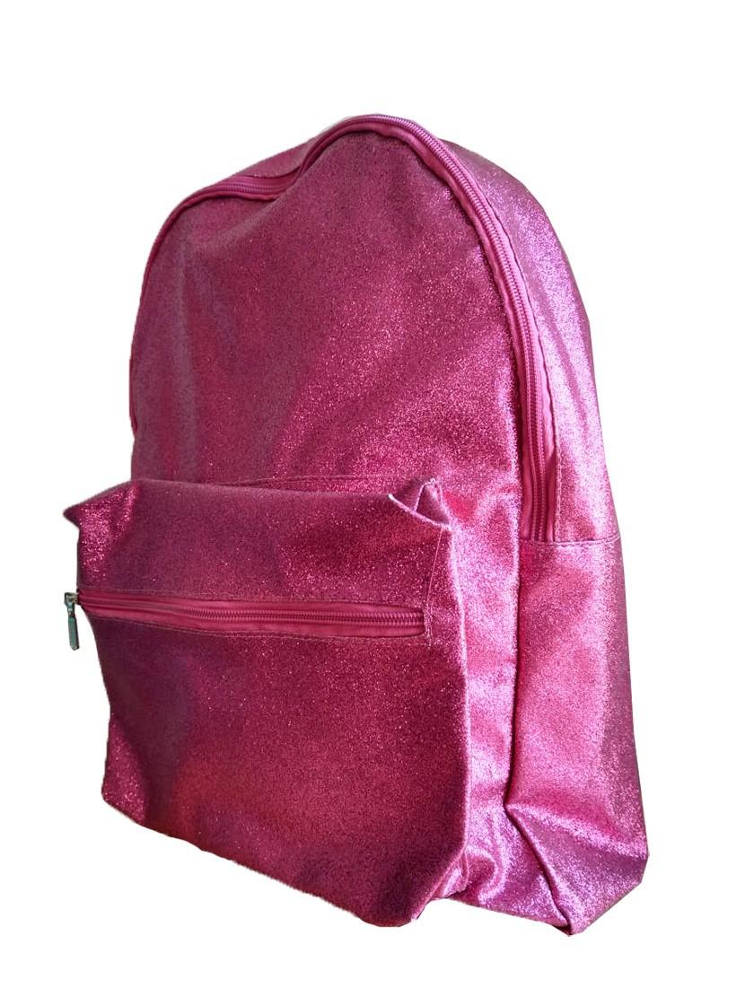 Mochila de Glitter Pink