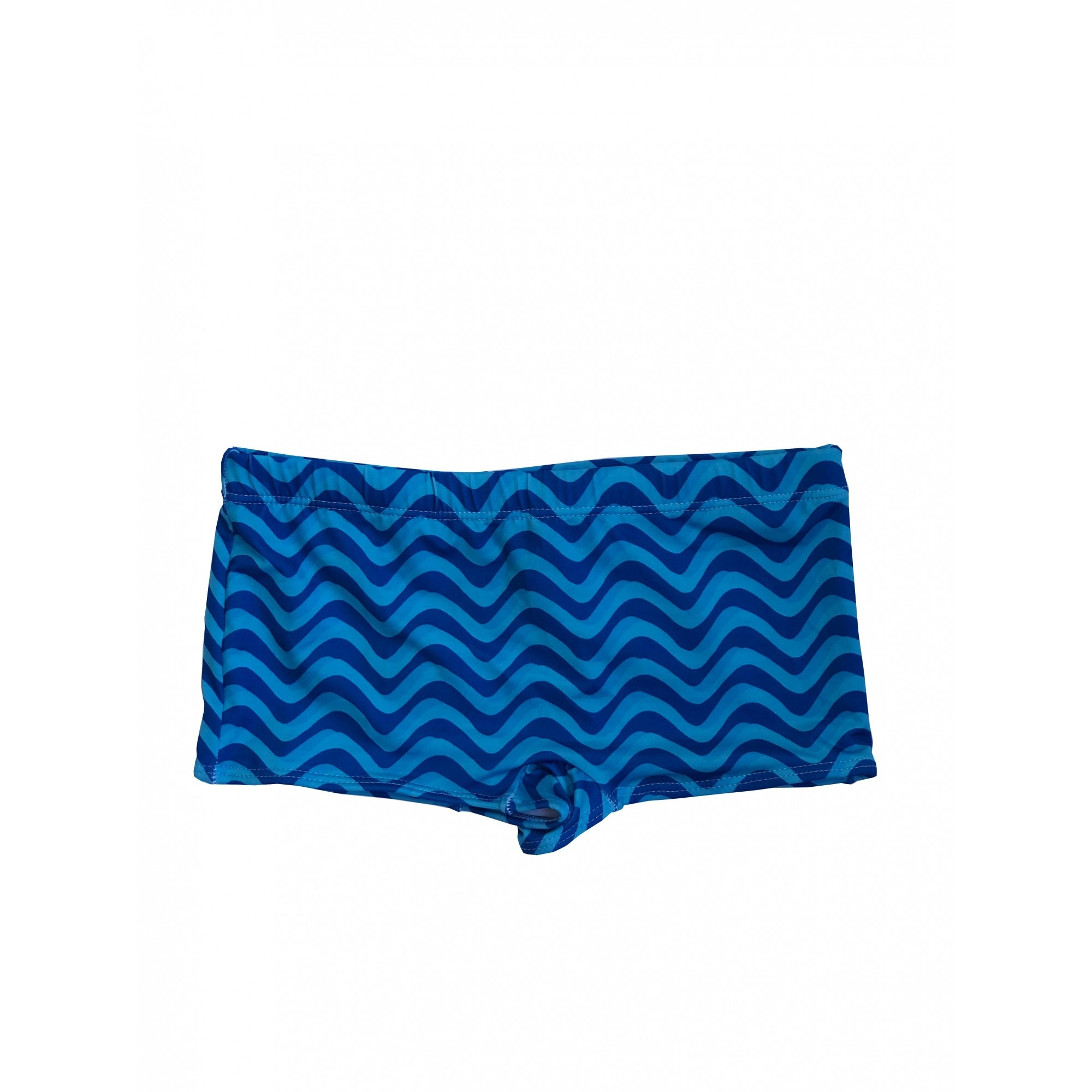Sunga Boxer Blue Waves