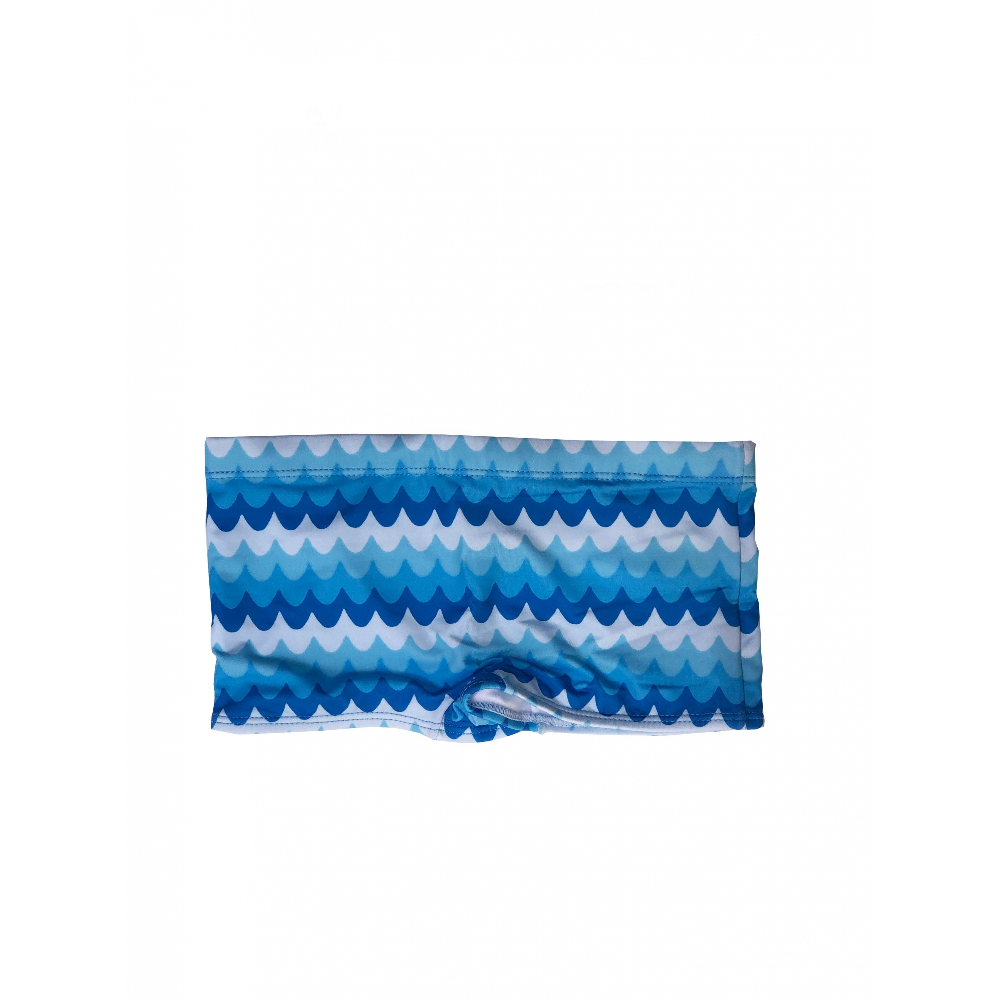 Sunga Boxer Blue Waves II