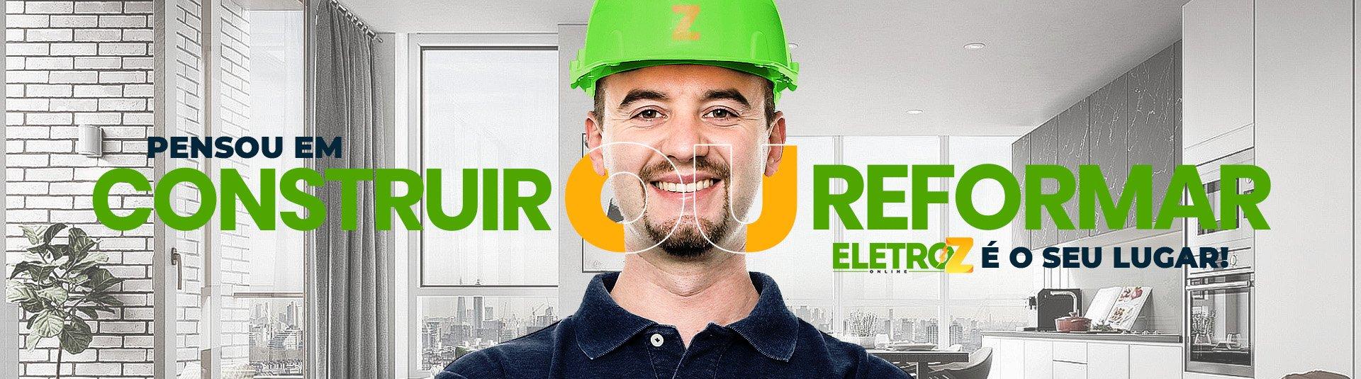 Construir e Reformar
